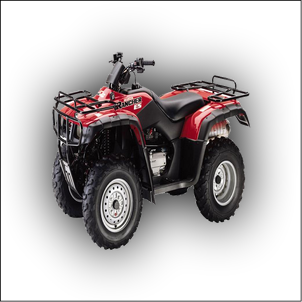 Honda TRX 350 Manual