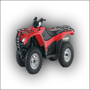 Honda TRX 420 Manual