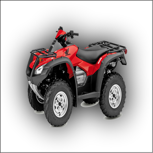 Honda TRX 680 Manual