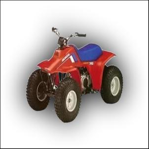 Honda TRX125 Service Manual