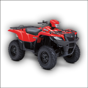 ATV Service Manual, Suzuki Quad Factory Service Manual, Arctic Cat Four-Wheeler