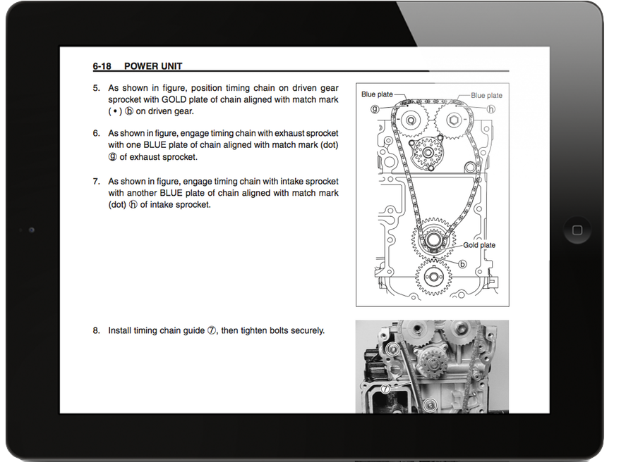 Yamaha Gas Generator Factory Service Manual