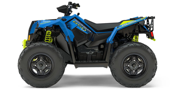 Polaris Scrambler 850 Repair Manual