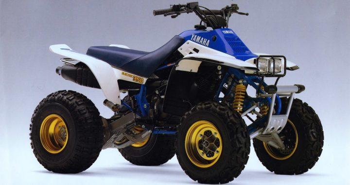 Yamaha Warrior 350 Repair Manual
