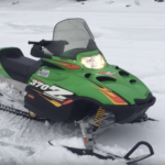 Arctic Cat z 370 Repair Manual