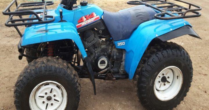 Yamaha Big Bear 350 Repair Manual