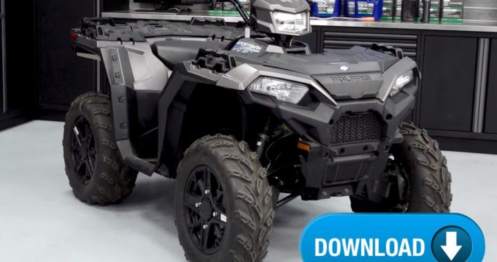 Polaris Sportsman 850 Repair Manual